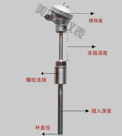 WRE2-330-F耐腐型热电偶?>