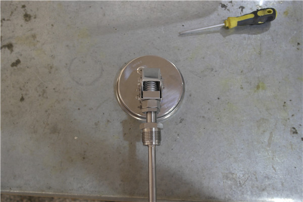 WSS-482双金属温度计