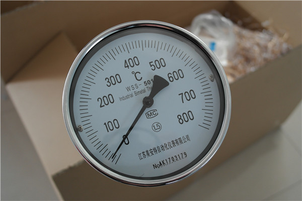 WSS-480双金属温度计
